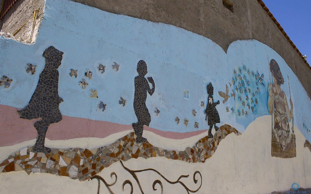"""Inauguración del Mural """"Pajaritos Volando"""""""