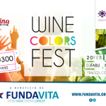 """Wine Colors Fest"" a beneficio de Fundavita"