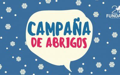 #CampañaDeAbrigos – Calentemos el invierno!
