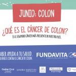 JUNIO: Cáncer de Cólon