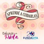 #EnlazateALaVida – Contra el Cáncer de Mamas