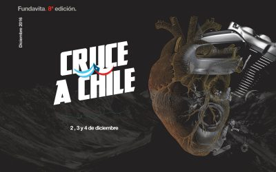 8vo Cruce Argentina – Chile en Moto