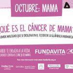 OCTUBRE: Cáncer de Mamas