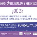 ENERO: Cáncer Familiar y Hereditario