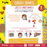FEBRERO: Cáncer Infantil