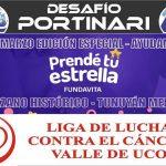 Desafío PORTINARI se suma a #PrendeTuEstrella