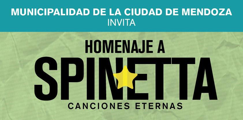 Homenaje a Spinetta – 6 de Mayo
