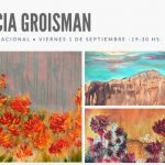 ALICIA GROISMAN a beneficio de Fundavita.