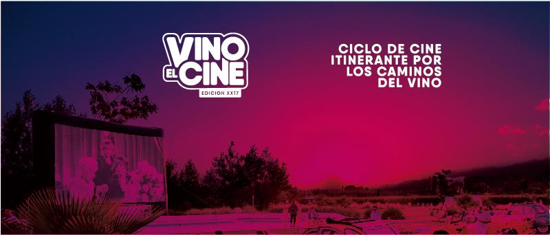 VINO EL CINE – 6ta Edición – 2017
