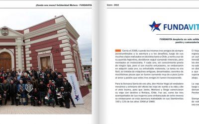Nuestro Cruce en Moto directo a toda Latinoamérica