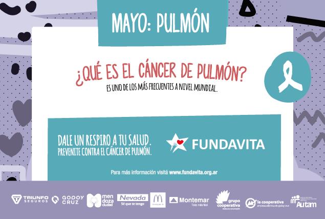 MAYO: Cáncer de Pulmón