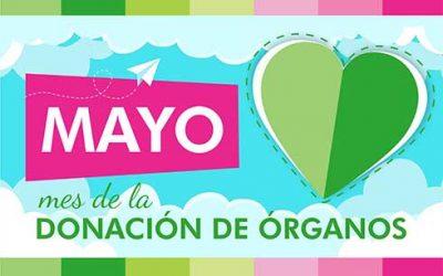 30 de mayo: Día Nacional de la Donación de Órganos y Tejidos