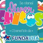 «Diverchicos» ayuda a Fundavita en las vacaciones de invierno.