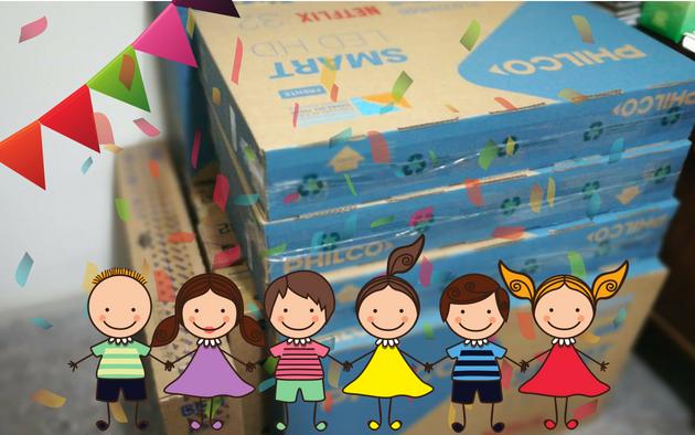 """Festejamos el """"Día del Niño"""" por adelantado"""