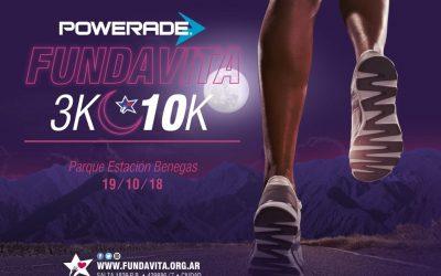 6ta Maratón Nocturna #ContraElCancerDeMama – 19 de octubre