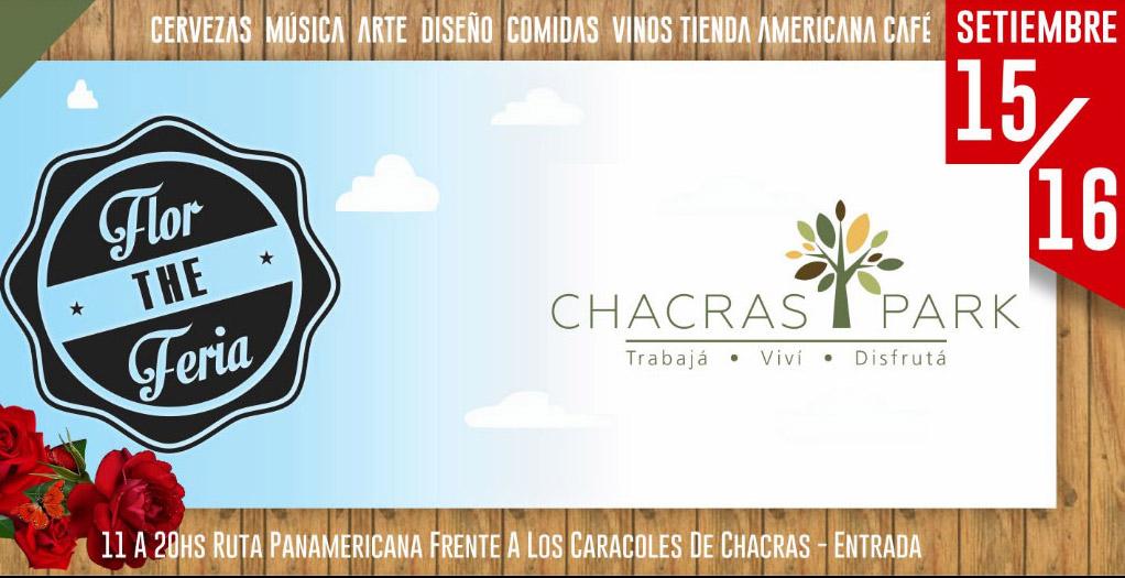 Se viene Flor de Feria en Chacras Park