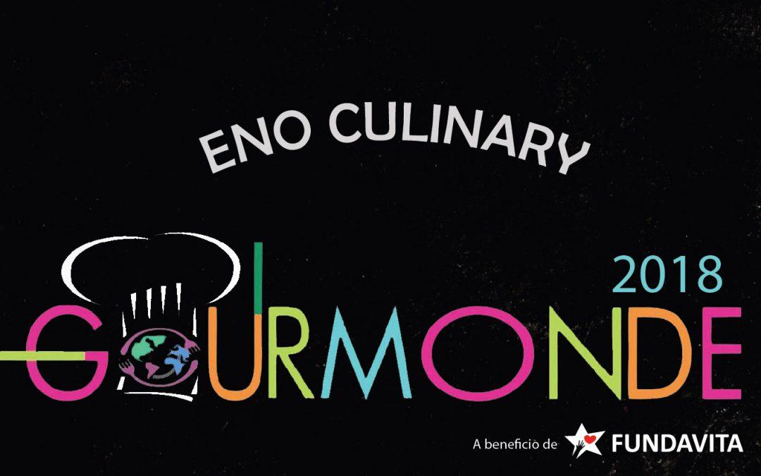 """GOURMONDE"" 2018 – Cocineros Sin Fronteras a beneficio de FUNDAVITA"