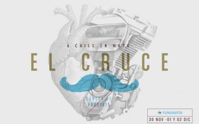 El Cruce · A Chile en moto