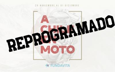 REPROGRAMADO: Cruce a Chile en moto