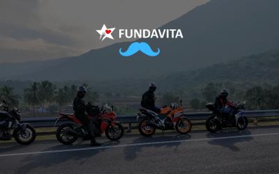Argentina en moto: Fundavita hacia San Luis