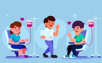 Fundavita se transforma en centro de donación de sangre por un día