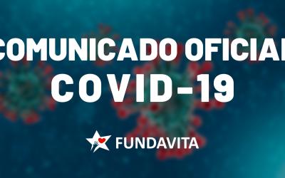 COVID-19: Fundavita continúa acompañando a los pacientes oncológicos