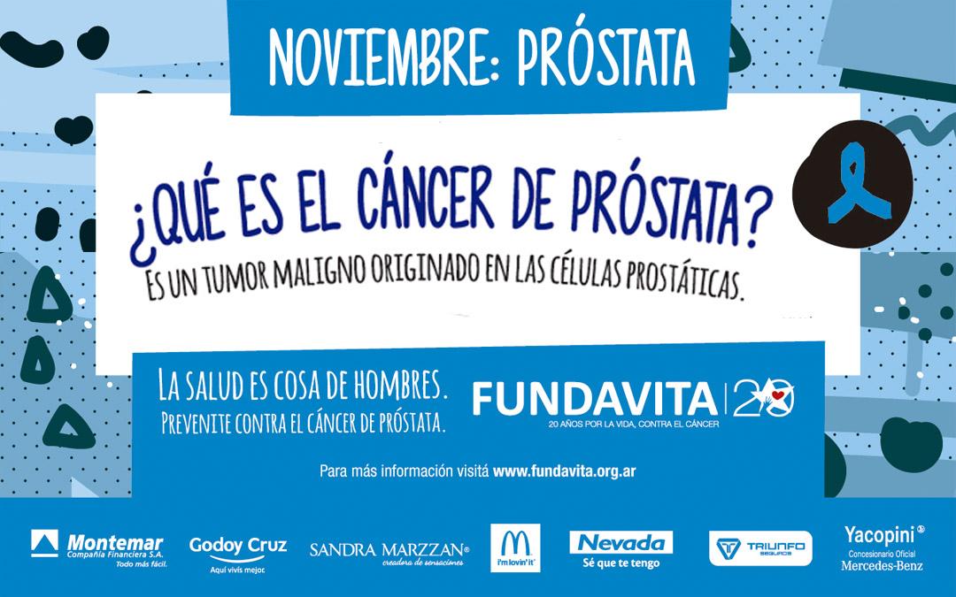 cancer de prostata en hombres